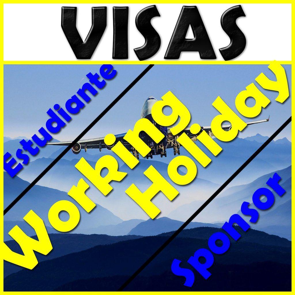 Tipos de visas Nueva Zelanda