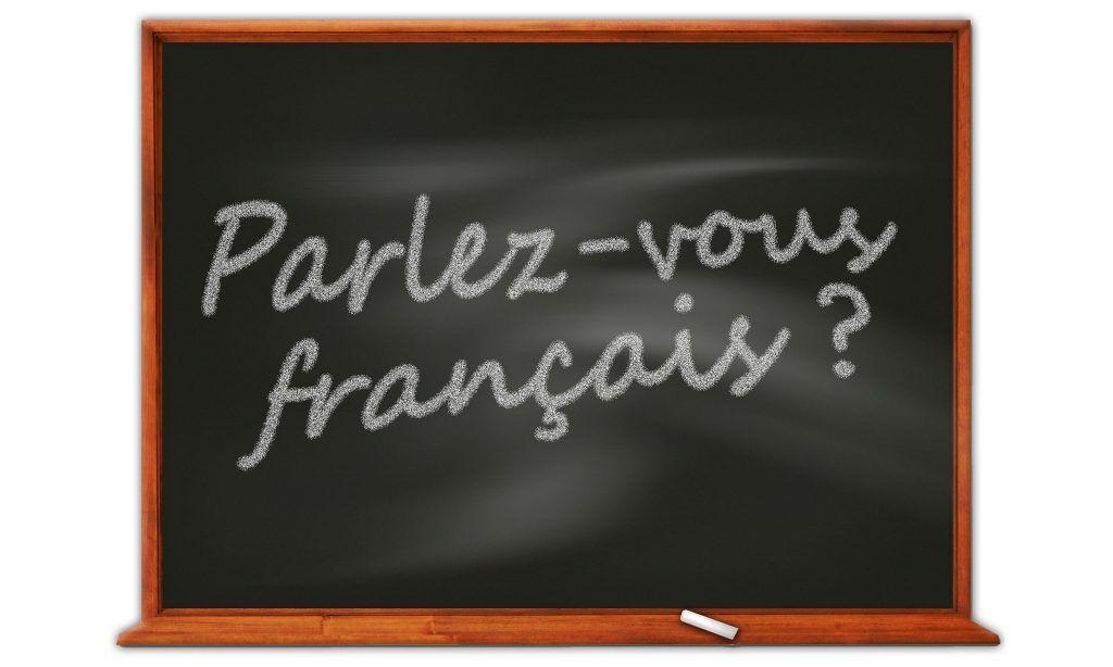 trabajar en Francia sin saber francés