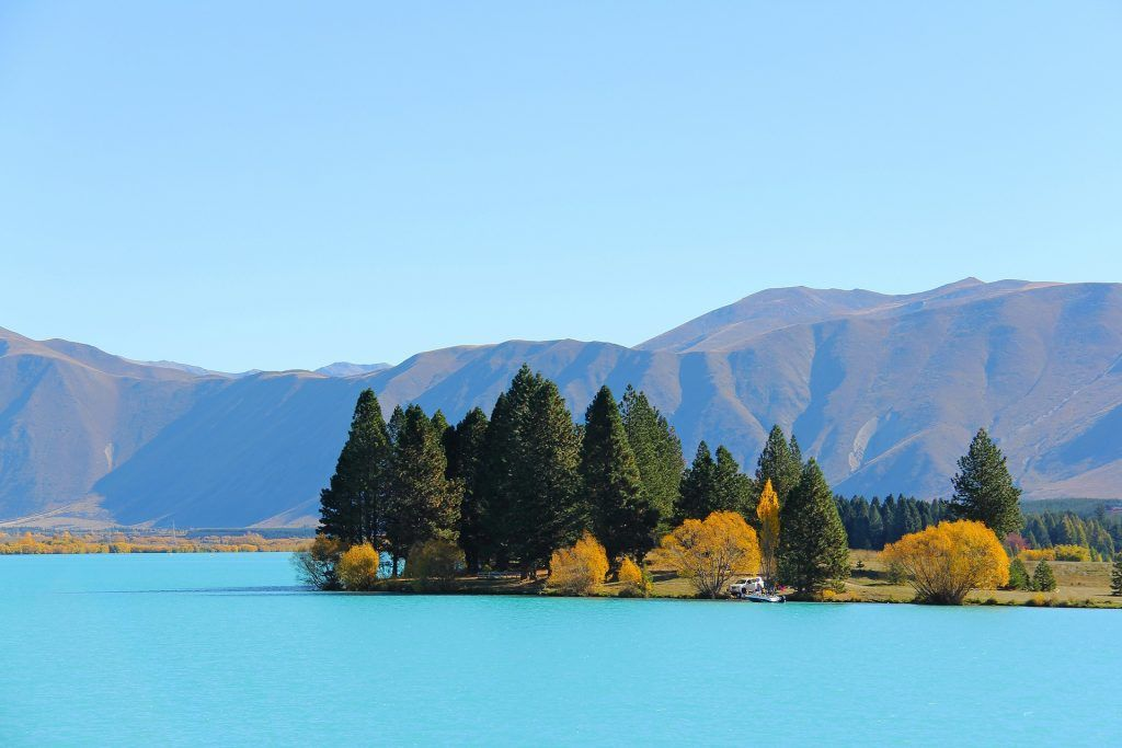 naturaleza Queenstown gratis