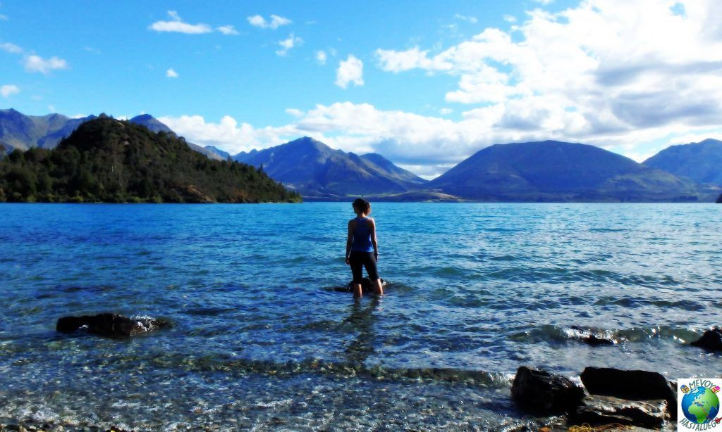 wakatipu lake